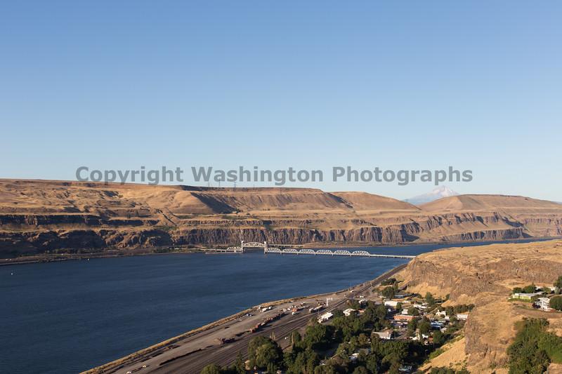 Columbia River Gorge Trains 47