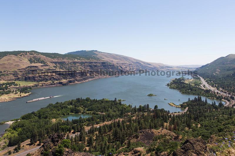 Columbia River Gorge Rowena Crest 12