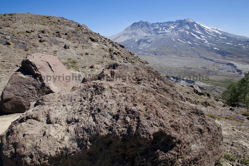 Mt St Helens Johnston Ridge 143