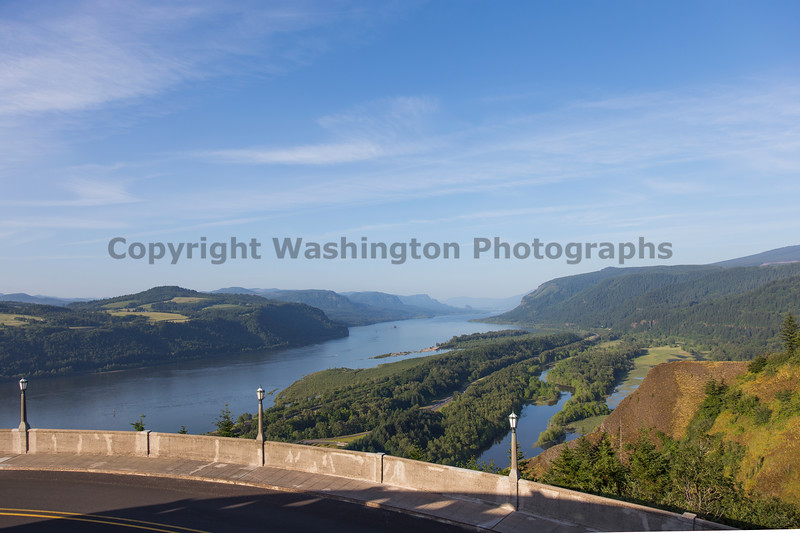 Columbia River Gorge Vista House 15