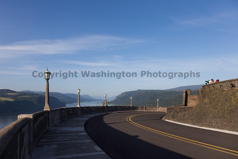 Columbia River Gorge Vista House 25