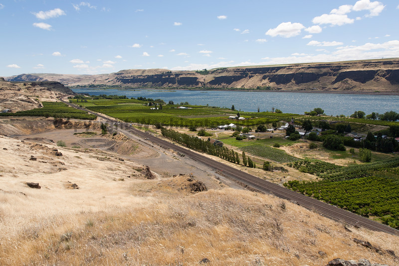 Columbia River Gorge Maryhill 15