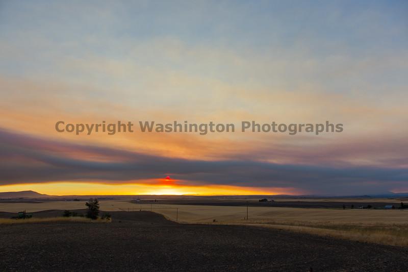 Smoky Sunset 14