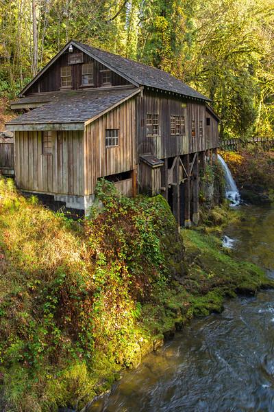 Cedar Creek Grist Mill 10