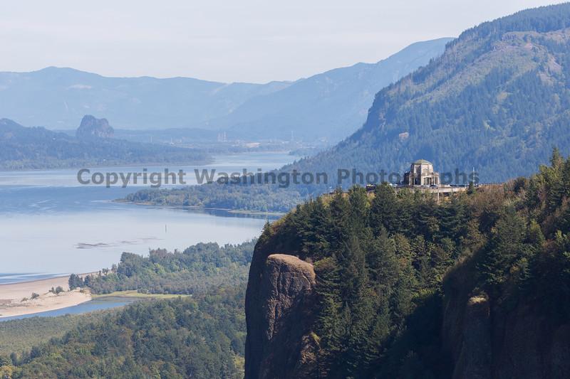 Columbia River Gorge Vista House 30