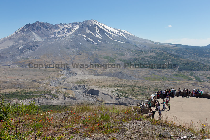 Mt St Helens Johnston Ridge 209