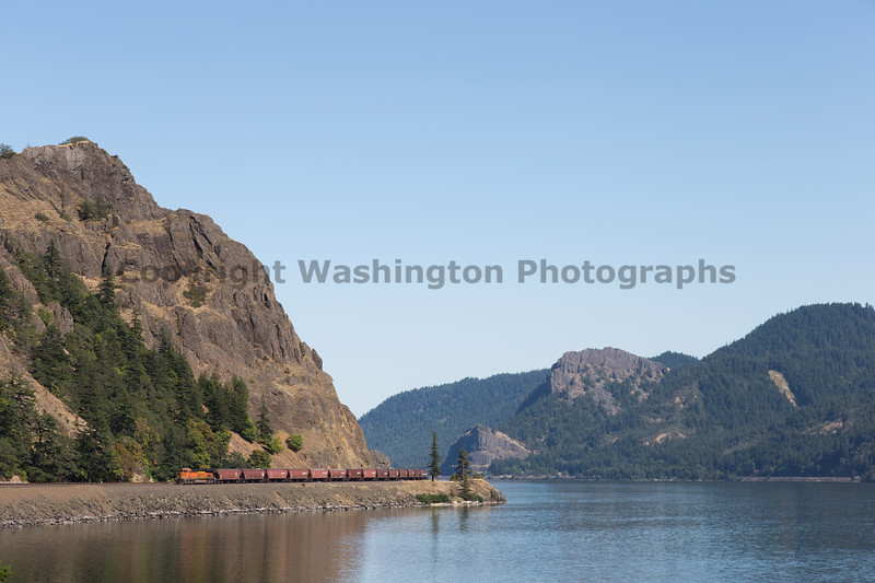 Columbia River Gorge Trains 58