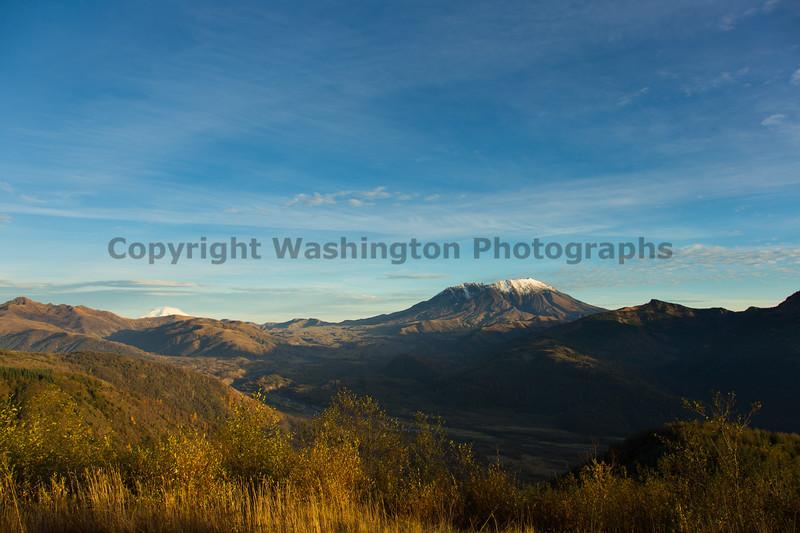 Mt St Helens Sunset 12
