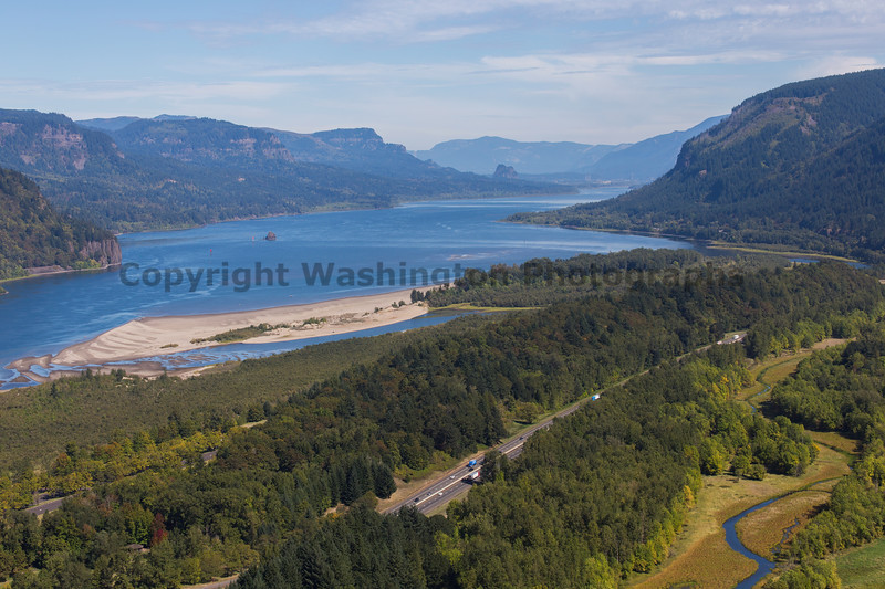 Columbia River Gorge Vista House 34
