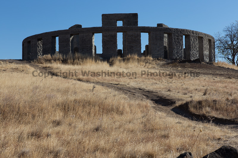 Columbia River Gorge Stonehenge 26
