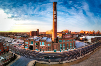 International Shoe Factory and Lemp Brewery