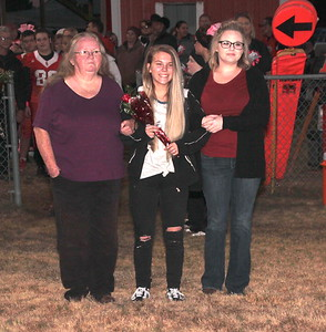 2019 Fall Sr. night 10/25/19