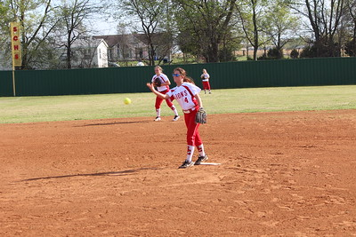 South Coffeyville Slowpitch vs Copan April 5, 2016