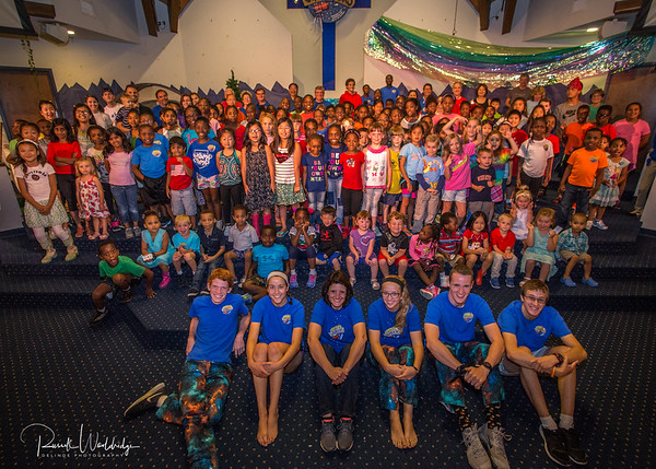 2017 Vacation Bible School