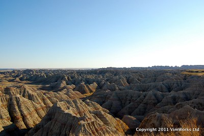 South Dakota & The Badlands