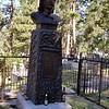 Deadwood Cemetary Wild Bill's grave