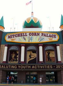 2012, Corn Palace  Mitchell, South Dakota