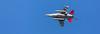 F-16 at the Air National Guard Airshow in Sioux Falls, South Dakota, USA.