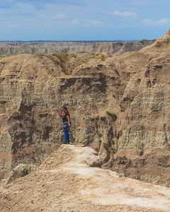 Crazy Woman in the Badlands LOL
