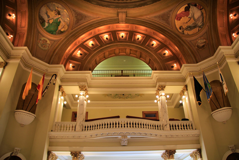 Capitol Building, Ft. Pierre, SD