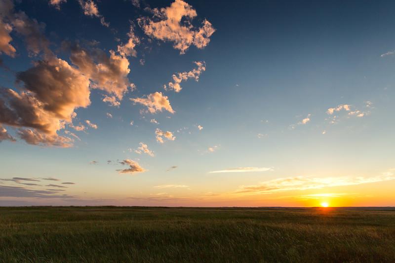 Sunset, Pennington County, SD