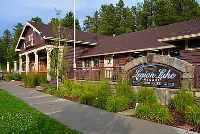 Legion Lake, Custer State Park, South Dakota