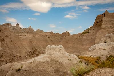 Serene Badlands