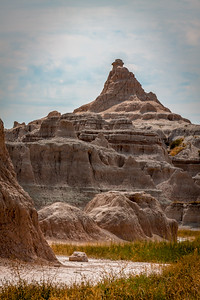Castle 2 in Badlands
