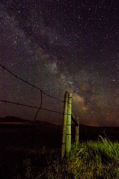 Gate to the Milky Way