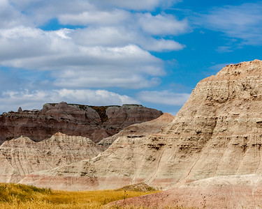 Badlands Contrast