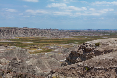Expanse of the Badlands