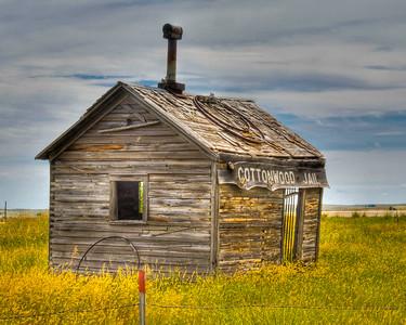 Cottwonwood, South Dakota, USA
