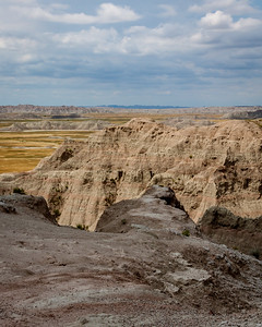 Up in the Badlands