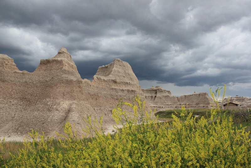 Window Trail, Big Badlands Overlook