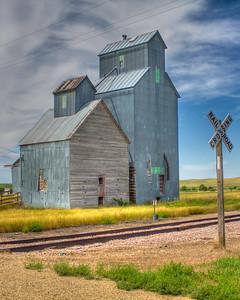 Cottwonwood, South Dakota, USA - Population 12