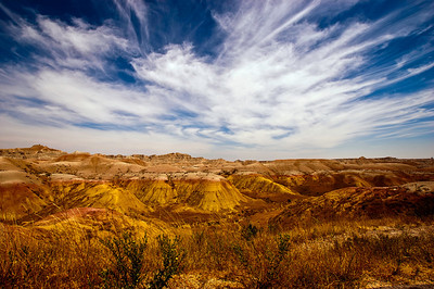 Soutth Dakota Badlands