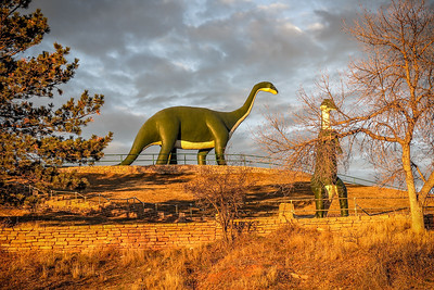 Dino - Rapid City , South Dakota