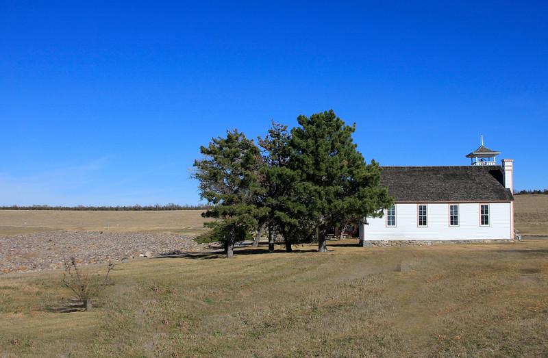Oahe Chapel, Pierre, SD -  overlooking Lake Oahe