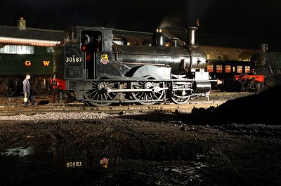 Buckfastleigh Night Shoot 7