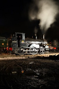Buckfastleigh Night Shoot 8