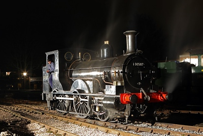 Buckfastleigh Night Shoot 13