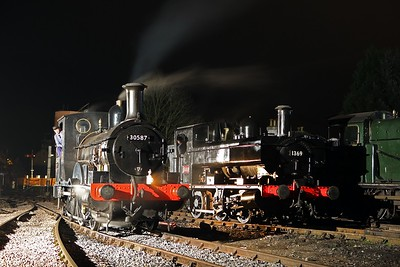 Buckfastleigh Night Shoot 14