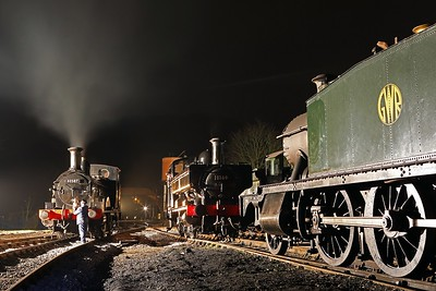 Buckfastleigh Night Shoot 5
