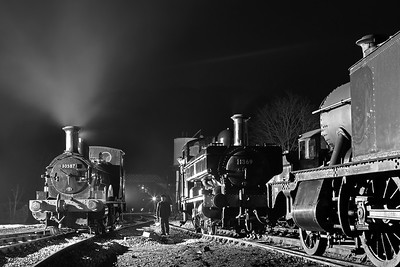 Buckfastleigh Night Shoot 6