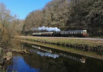 6412 Auto Train Dartington