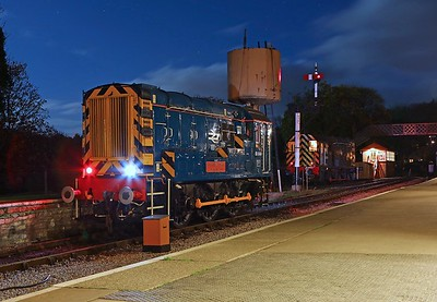 08644 Buckfastleigh (night)
