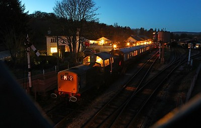 D8568 Buckfastleigh (night)