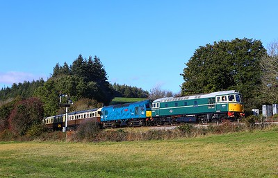 D6501 D7535 Bishops Bridge Loop