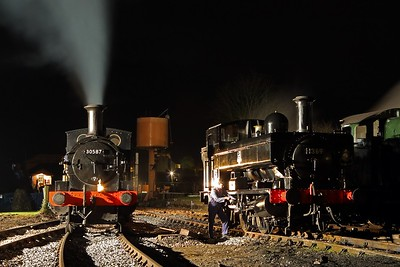 Buckfastleigh Night Shoot 2