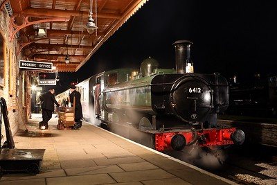 Buckfastleigh Night Shoot 9